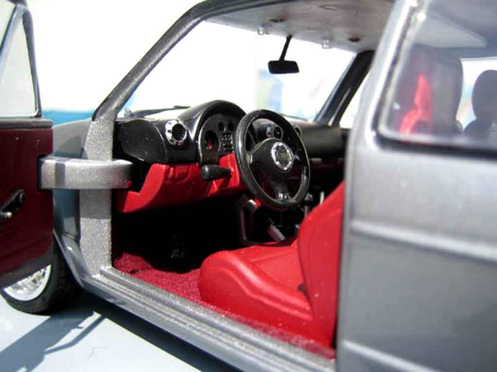 Volkswagen Golf 1 GTI 1/18 Sun Star swap moteur audi tt