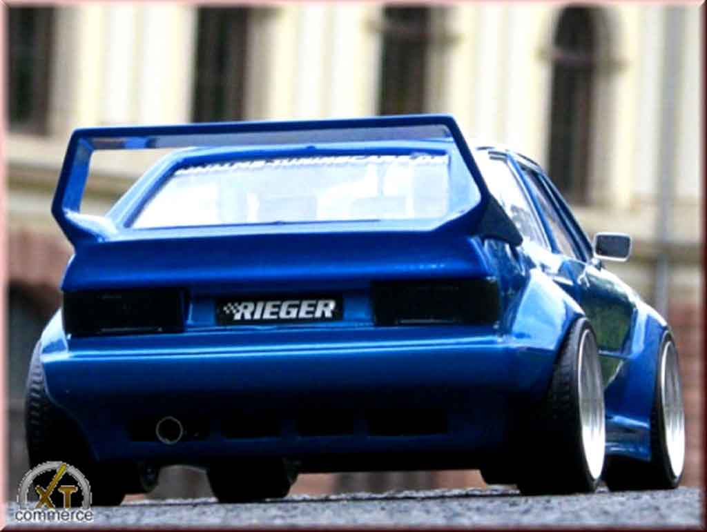 Volkswagen Scirocco GTI 1/18 Revell kit carrosserie gto rieger
