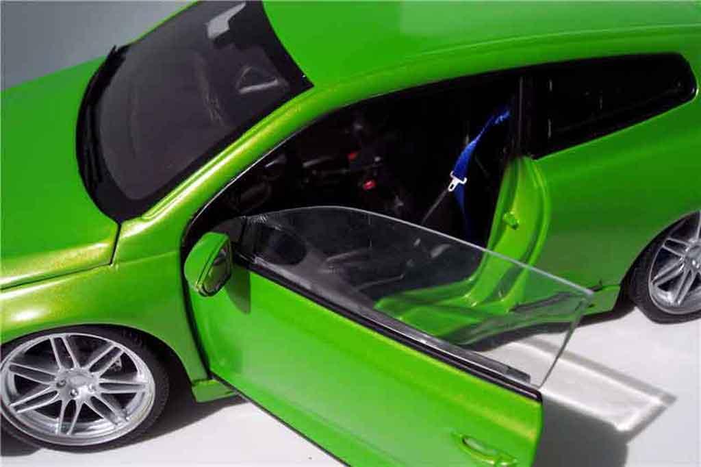 Voiture de collection Volkswagen Scirocco 3 gti 2.0 tsi kit carrosserie tuning Norev. Volkswagen Scirocco 3 gti 2.0 tsi kit carrosserie Rieger miniature 1/18