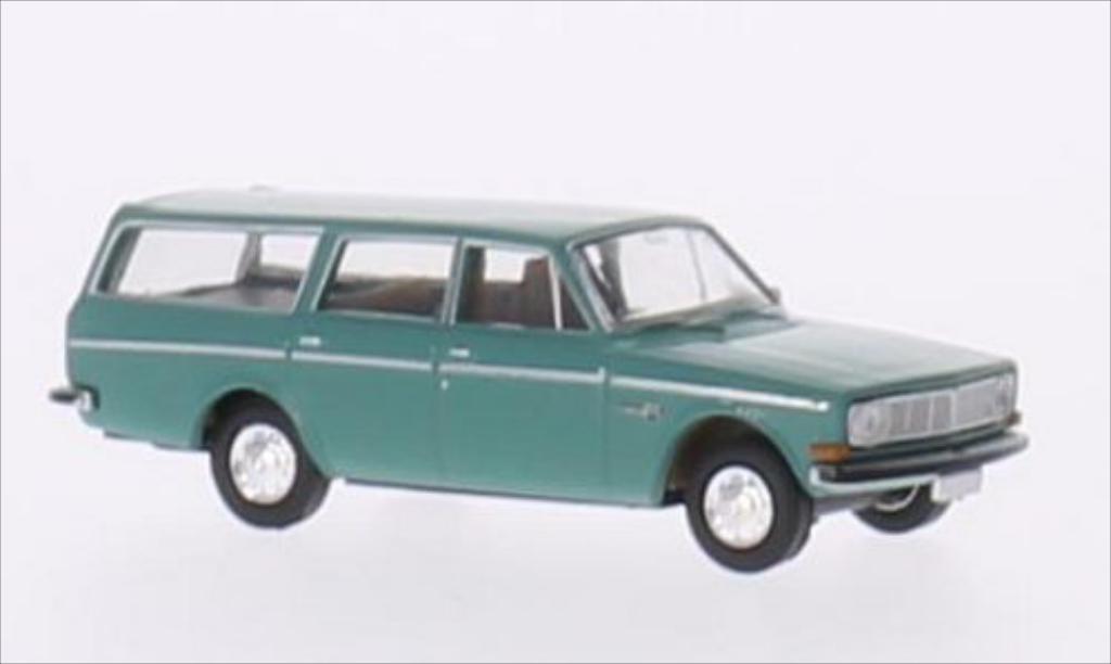 Miniature Volvo 145 Kombi turkis Brekina. Volvo 145 Kombi turkis miniature 1/87