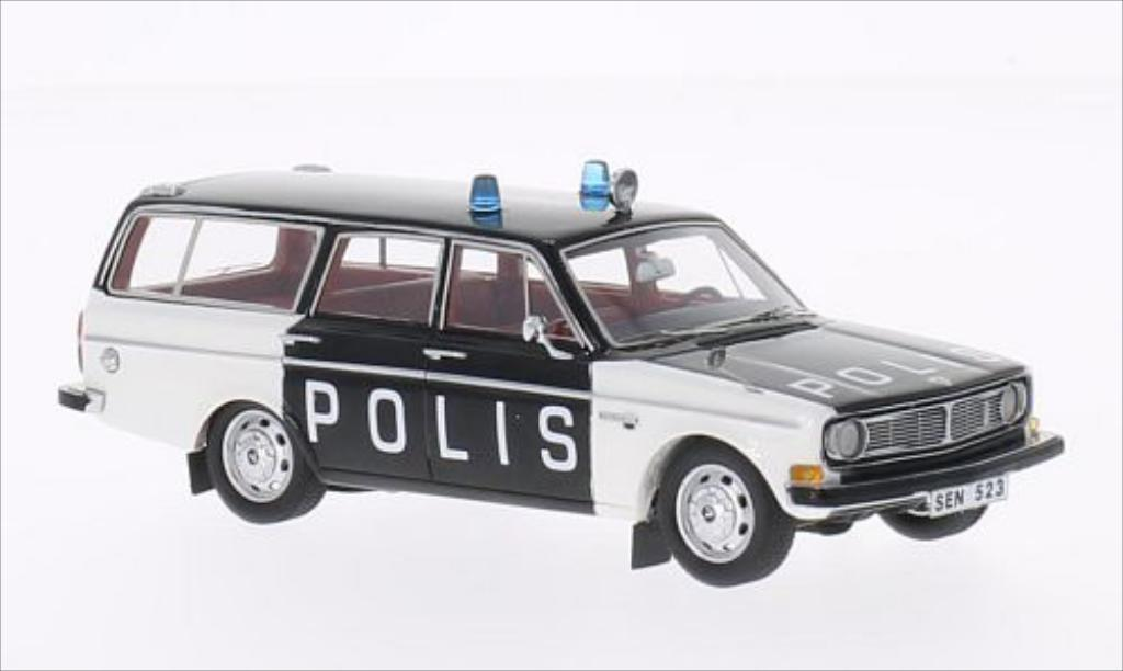 Volvo 145 1/43 Neo Polis 1971 miniature