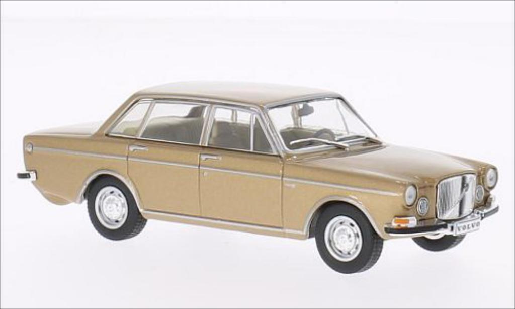 Volvo 164 1/43 WhiteBox gold 1968 diecast model cars