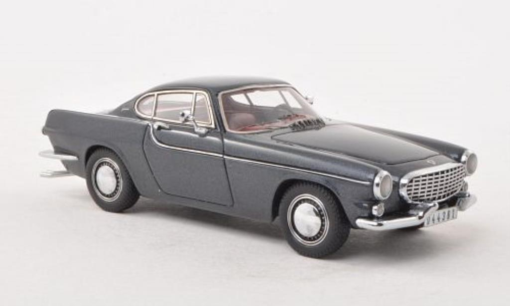 Volvo P1800 1/43 Neo Jensen anthrazit 1961 diecast model cars