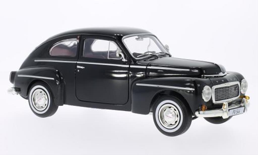 Volvo PV 1/18 Revell 544 black diecast model cars