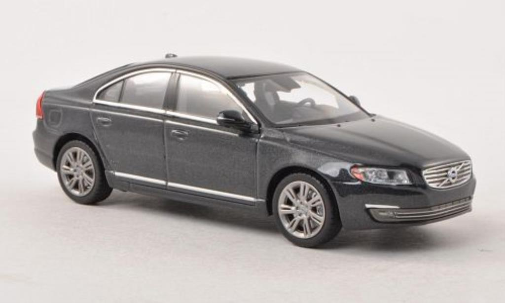 Volvo S80 1/43 Norev grey 2013 diecast model cars