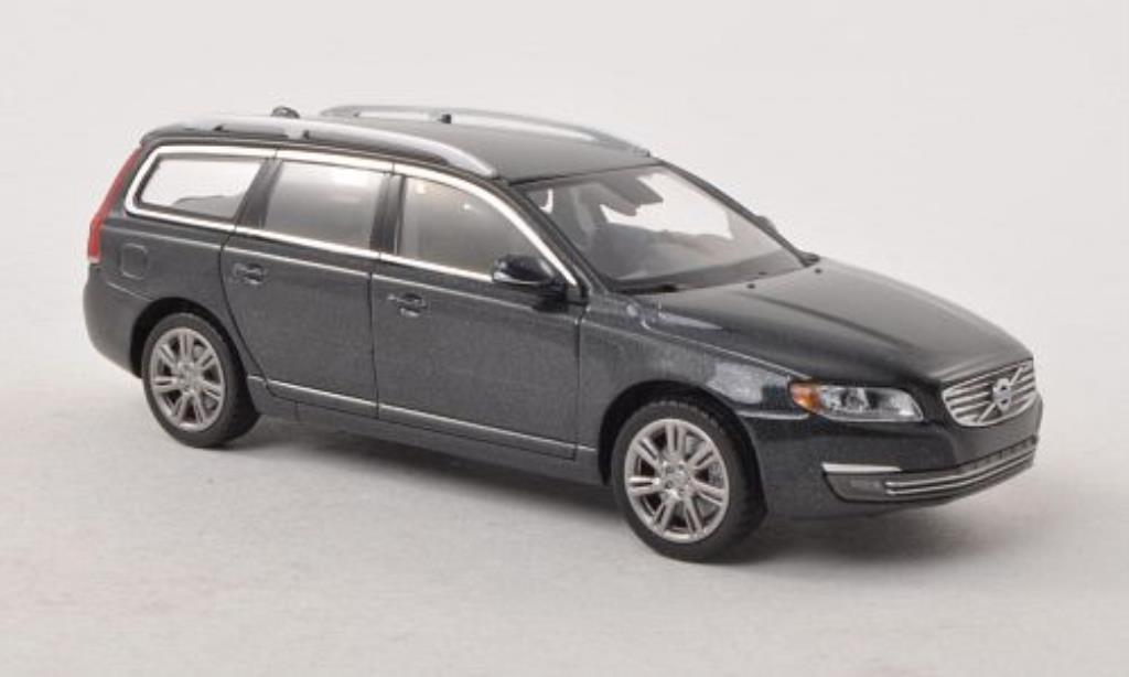 volvo v70 grau 2013 norev modellauto 1 43 kaufen verkauf modellauto online. Black Bedroom Furniture Sets. Home Design Ideas