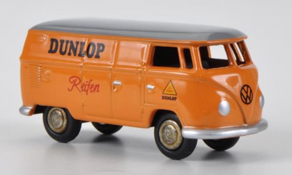 Volkswagen Bulli 1/87 Bub Kasten Dunlop miniature