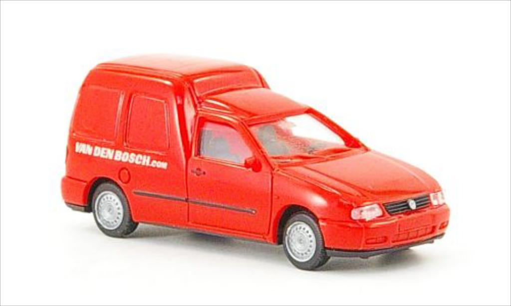 Volkswagen Caddy 1/87 AWM Van den Bosch miniature