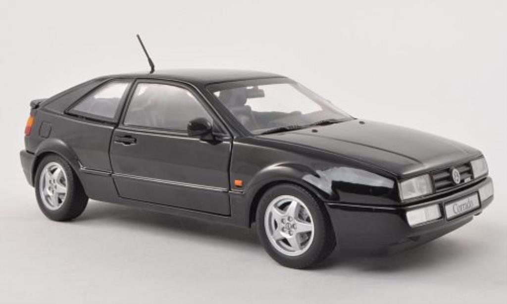 volkswagen corrado vr6 schwarz 1993 revell modellauto 1 18 kaufen verkauf modellauto online. Black Bedroom Furniture Sets. Home Design Ideas