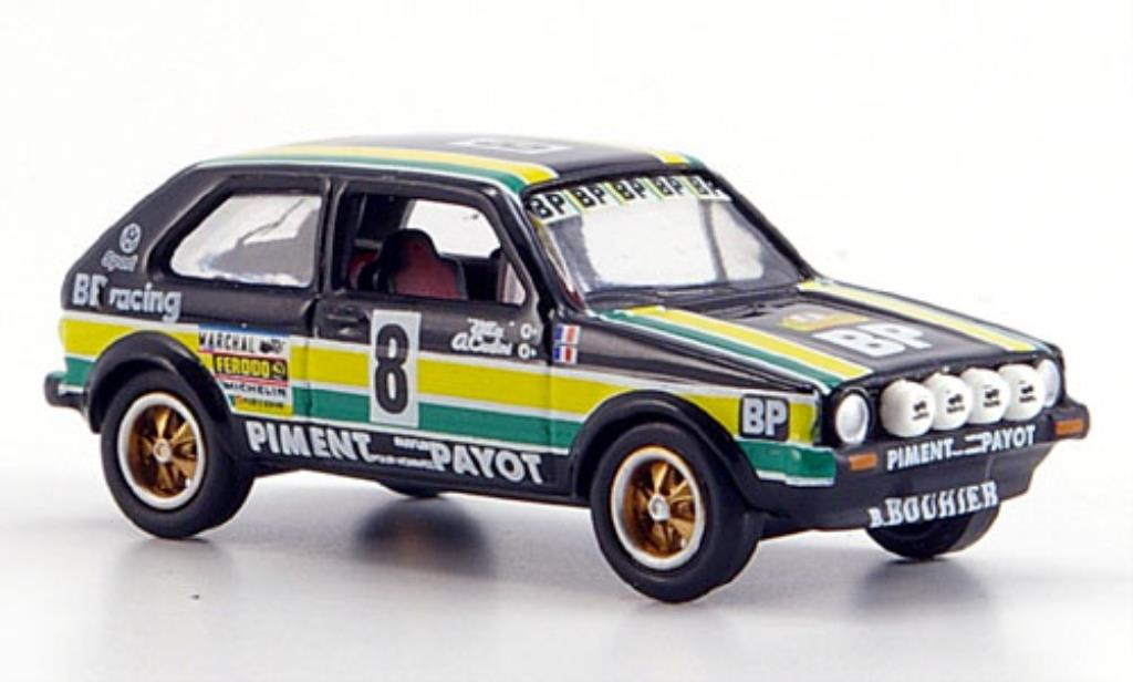 Volkswagen Golf I 1/87 Bub GT No.8 Rallye de Antipes miniature