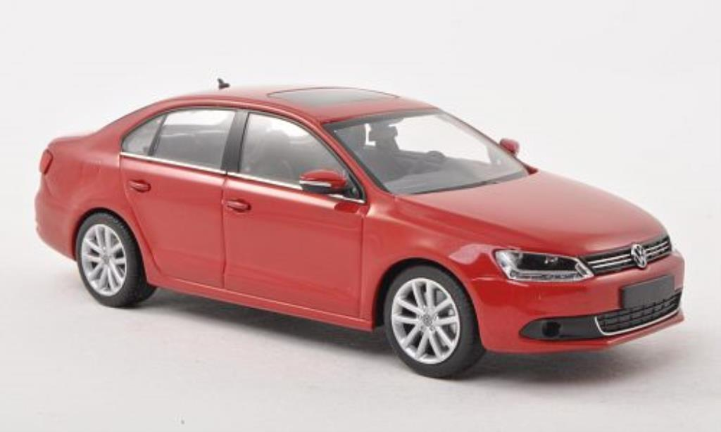 Volkswagen Jetta red 2010 Minichamps diecast model car 1/43 - Buy/Sell Diecast car on Alldiecast ...