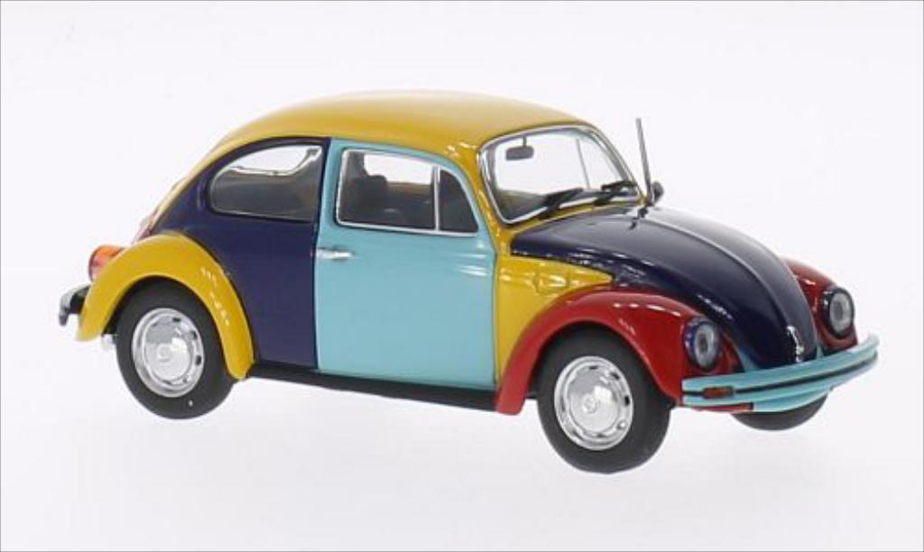 Volkswagen Kafer 1/43 Minichamps 1200 Harlekin miniature