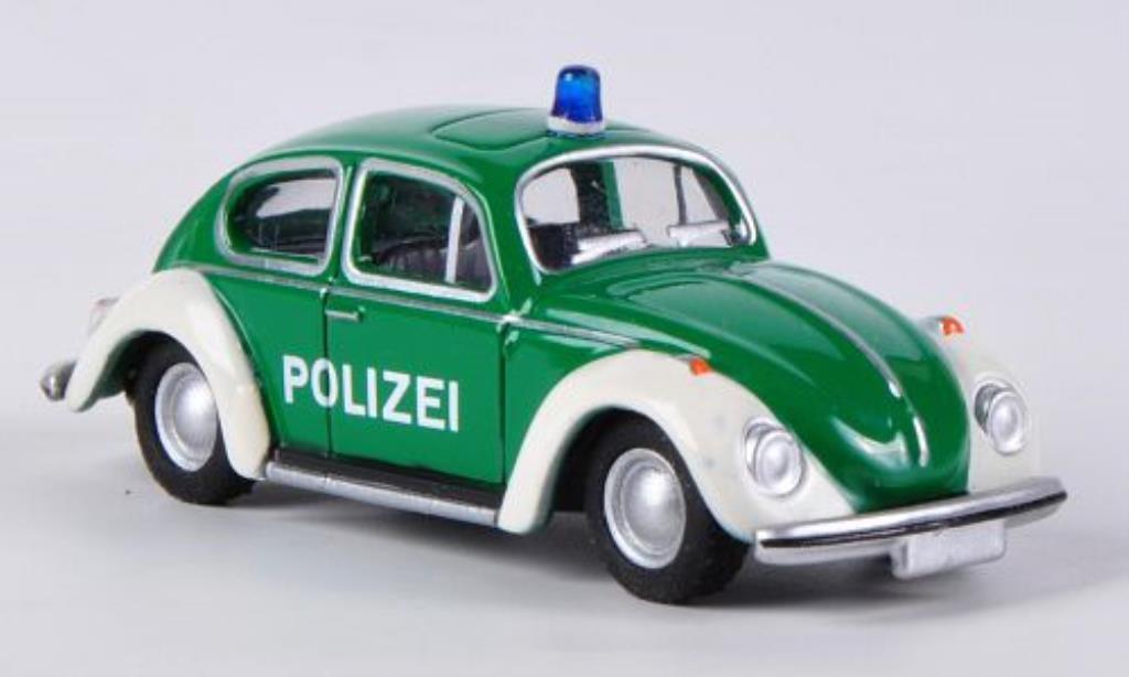 Volkswagen Kafer 1/87 Bub 1302 Polizei miniature