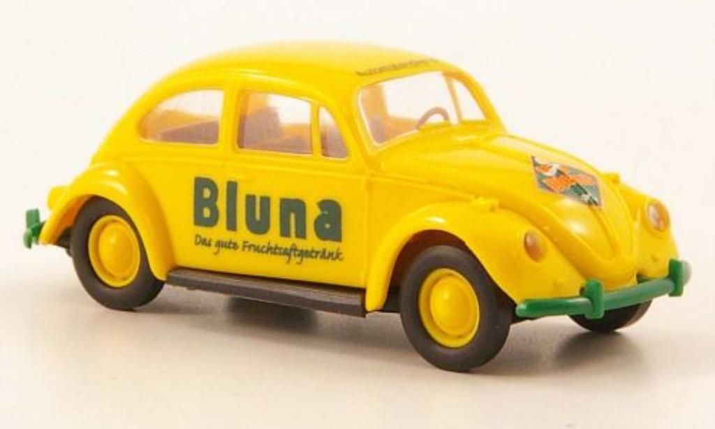 Volkswagen Kafer 1/87 Brekina Bluna miniature