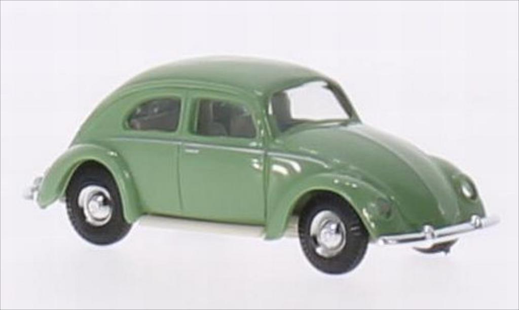 Volkswagen Kafer 1/87 Busch grun 1946 diecast model cars