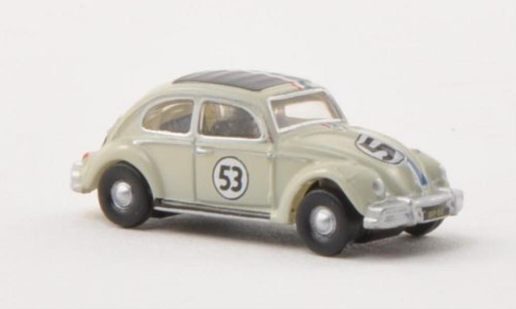 Volkswagen Kafer 1/148 Oxford No.53 Herbie miniature