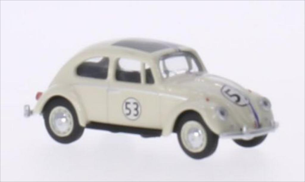 Miniature Volkswagen Kafer No.53 Schuco. Volkswagen Kafer No.53 miniature 1/64