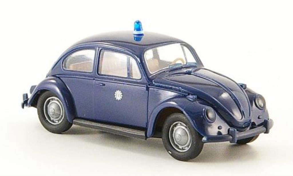 Volkswagen Kafer 1/87 Brekina Polizei Berlin miniature