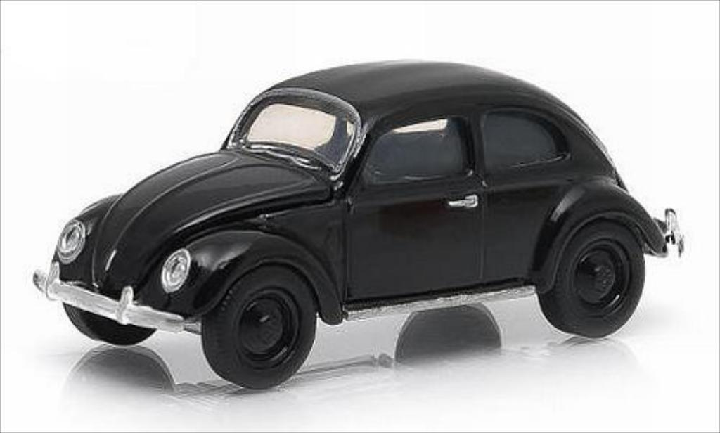 Volkswagen Kafer 1/64 Greenlight (Typ 1) noire 1938 miniature