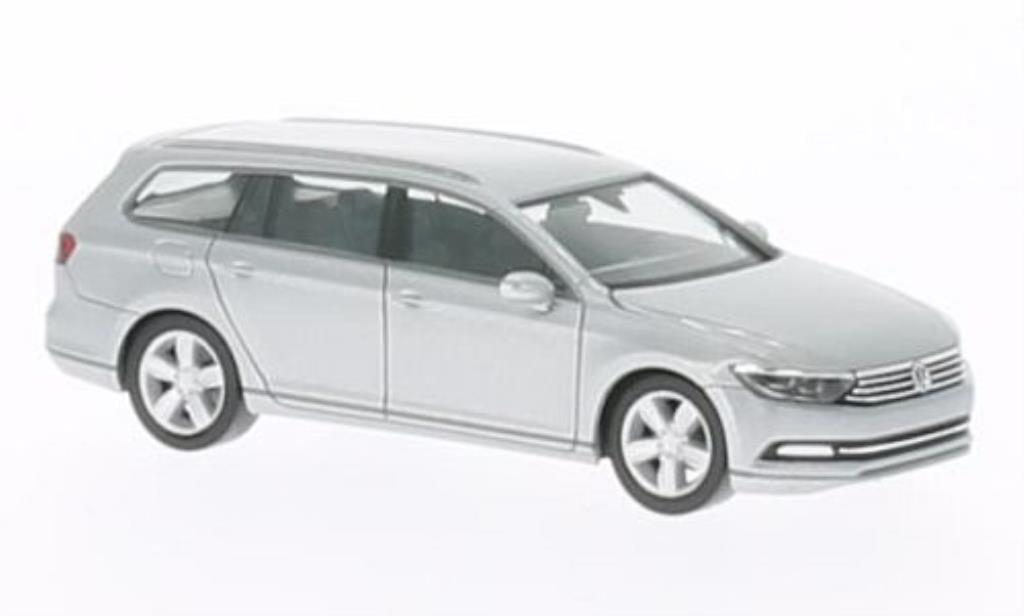 volkswagen passat b8 variant gray 2014 herpa diecast model car 1 87 buy sell diecast car on. Black Bedroom Furniture Sets. Home Design Ideas