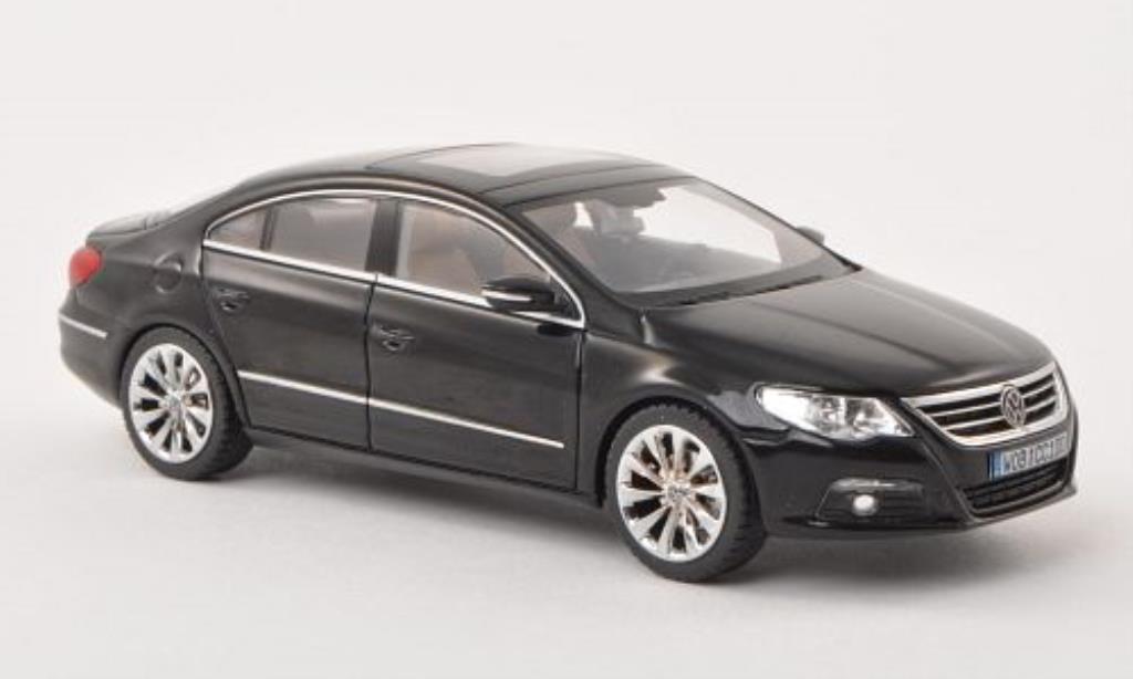 volkswagen passat cc schwarz 2008 schuco modellauto 1 43 kaufen verkauf modellauto online. Black Bedroom Furniture Sets. Home Design Ideas