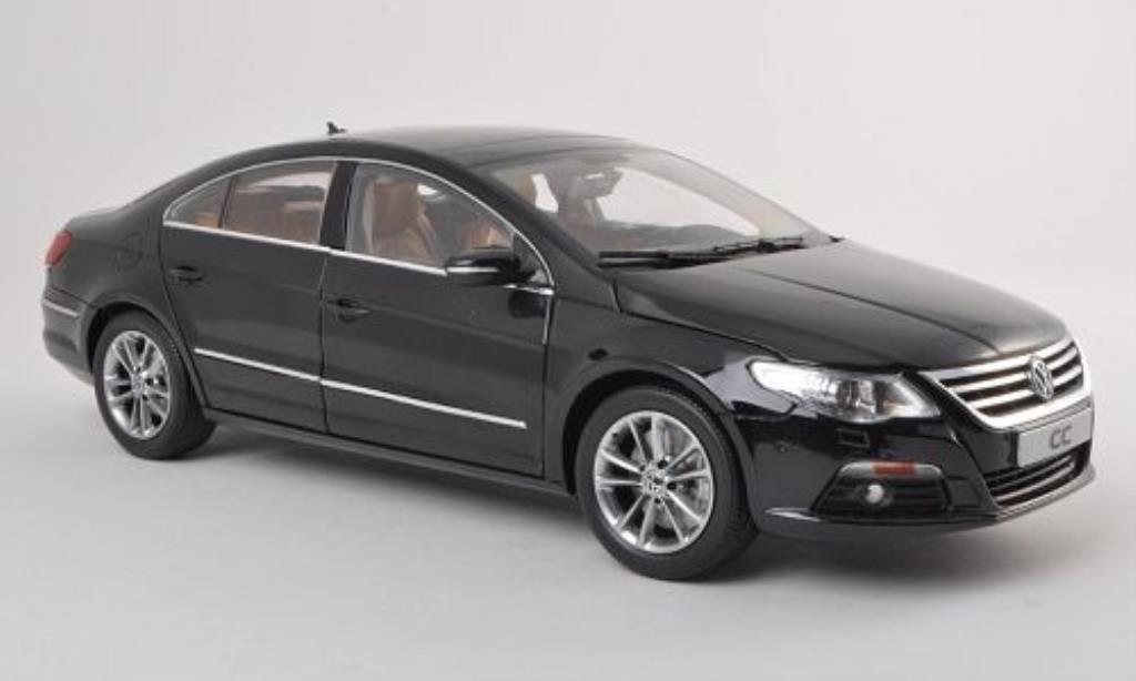volkswagen passat cc schwarz 2011 paudi modellauto 1 18 kaufen verkauf modellauto online. Black Bedroom Furniture Sets. Home Design Ideas
