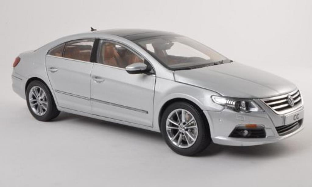 volkswagen passat cc gray 2011 paudi diecast model car 1 18 buy sell diecast car on alldiecast. Black Bedroom Furniture Sets. Home Design Ideas