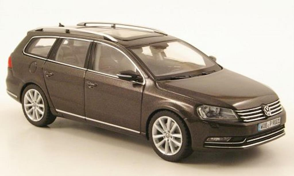 volkswagen passat variant b7 anthrazit 2010 schuco diecast model car 1 43 buy sell diecast. Black Bedroom Furniture Sets. Home Design Ideas