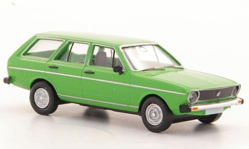 volkswagen passat variant l grun 1976 mcw modellauto 1 87 kaufen verkauf modellauto online. Black Bedroom Furniture Sets. Home Design Ideas