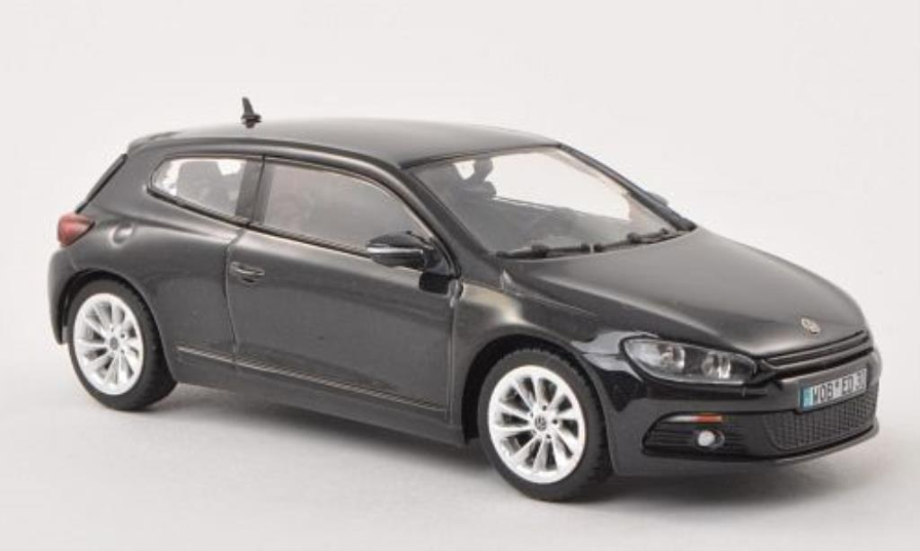 Volkswagen Scirocco 1/43 Norev 3 noire miniature