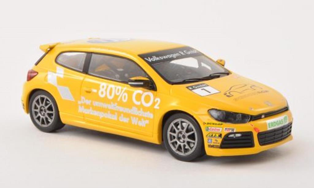 Volkswagen Scirocco R-Cup 1/43 Spark 80% CO2 miniature