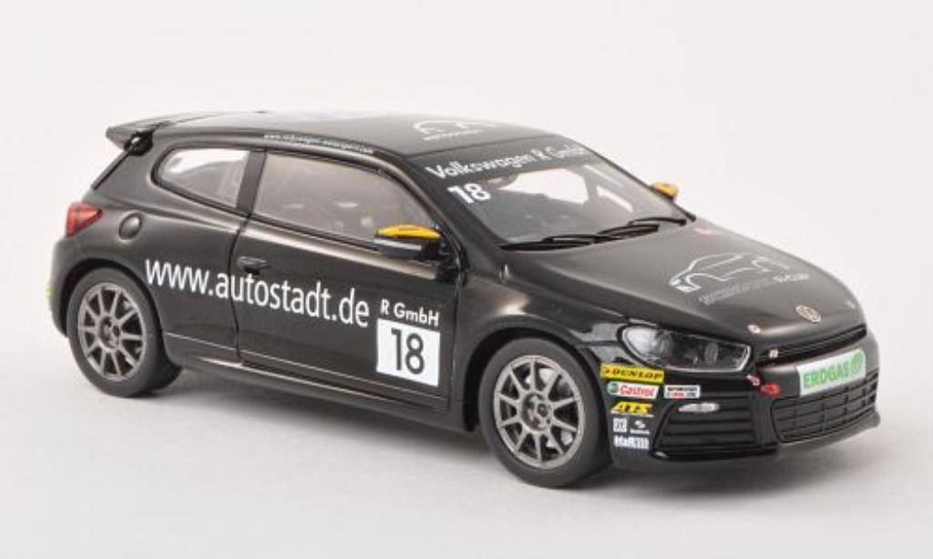 Volkswagen Scirocco R-Cup 1/43 Spark No.18 Autostadt miniature