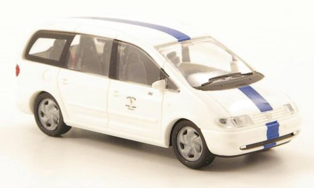 Volkswagen Sharan Politie Gent (SM-B) Polizei Rietze. Volkswagen Sharan Politie Gent (SM-B) Polizei Police miniature 1/87