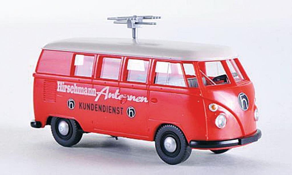 Volkswagen T1 1/87 Wiking Bus Hirschmann Antennen modellautos