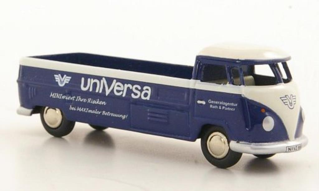 Volkswagen T1 1/87 Bub Pritsche lang Universa diecast