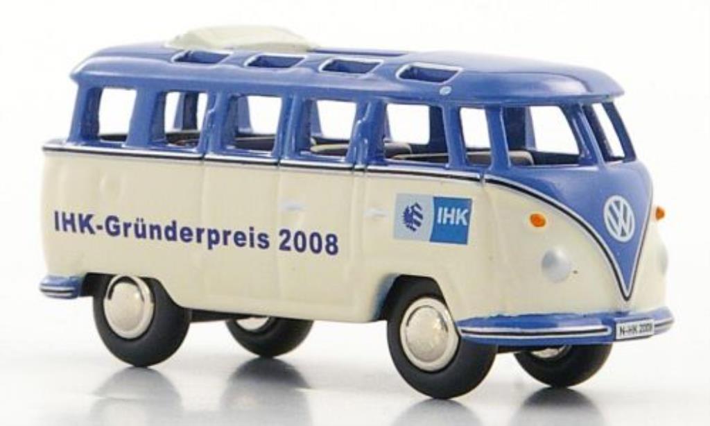Volkswagen T1 1/87 Bub Samba IHK-greenderpreis 2008 diecast