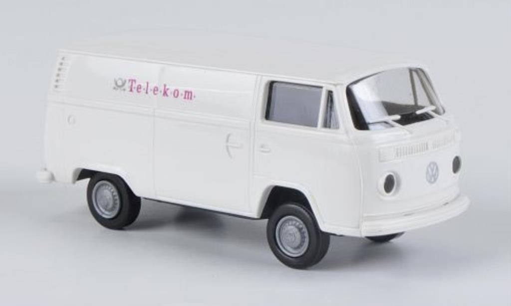 Volkswagen T2 1/87 Brekina Kasten Telekom diecast
