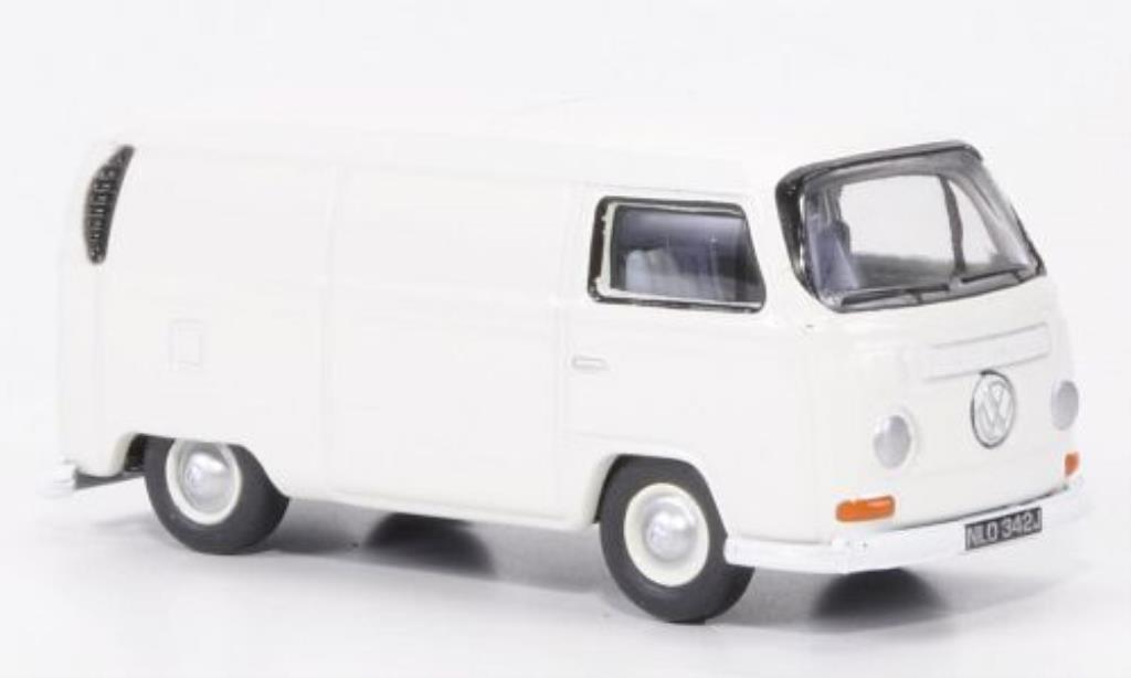 Volkswagen T2 1/76 Oxford Kasten white diecast