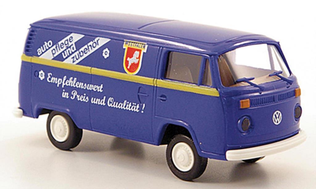 Volkswagen T2 1/87 Brekina Kasten Westfalen Autopflege diecast
