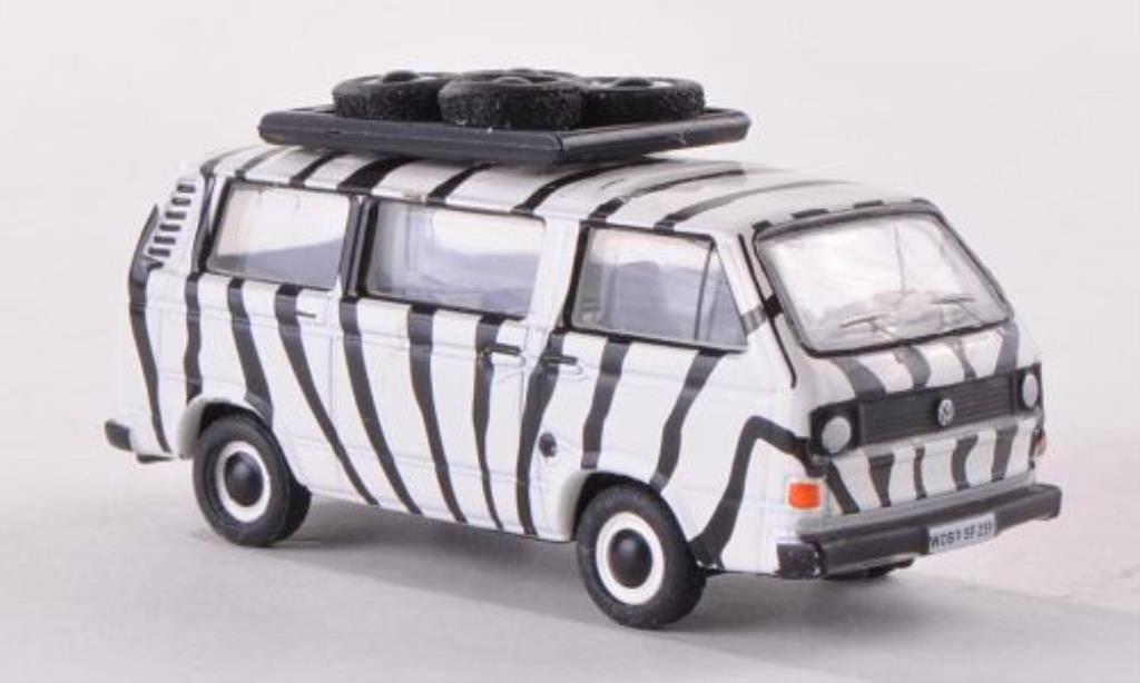Volkswagen T3 1/87 Bub Bus Safari diecast