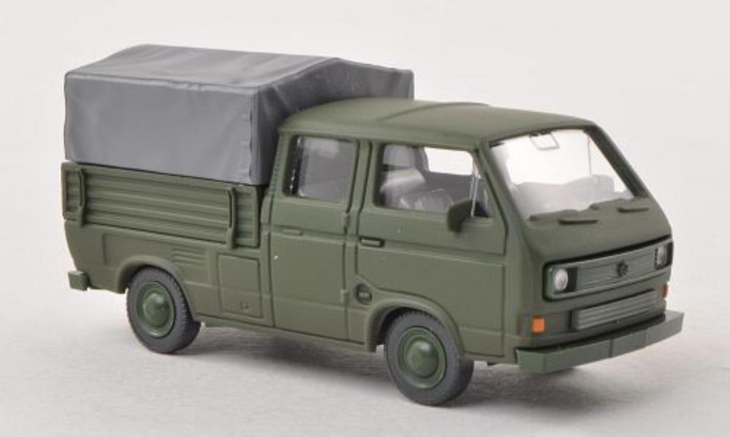 Volkswagen T3 1/87 Wiking DoKa Bundeswehr miniature