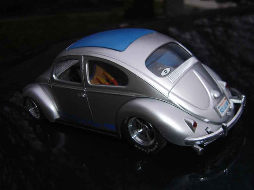 Volkswagen Kafer 1/18 Solido carrera cox tuning diecast model cars