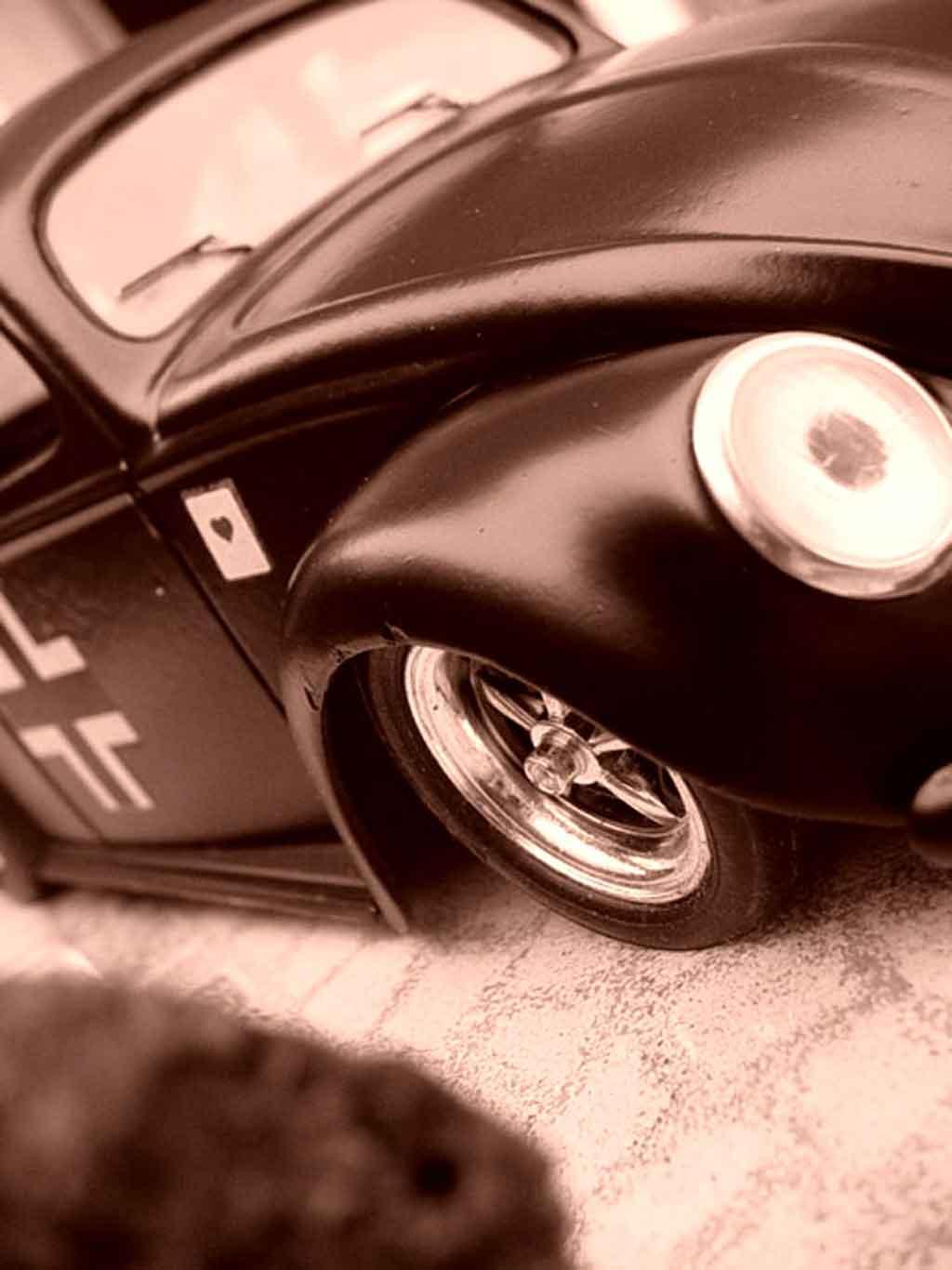 Auto miniature Volkswagen Kafer cox stuka bug tuning Solido. Volkswagen Kafer cox stuka bug miniature 1/18