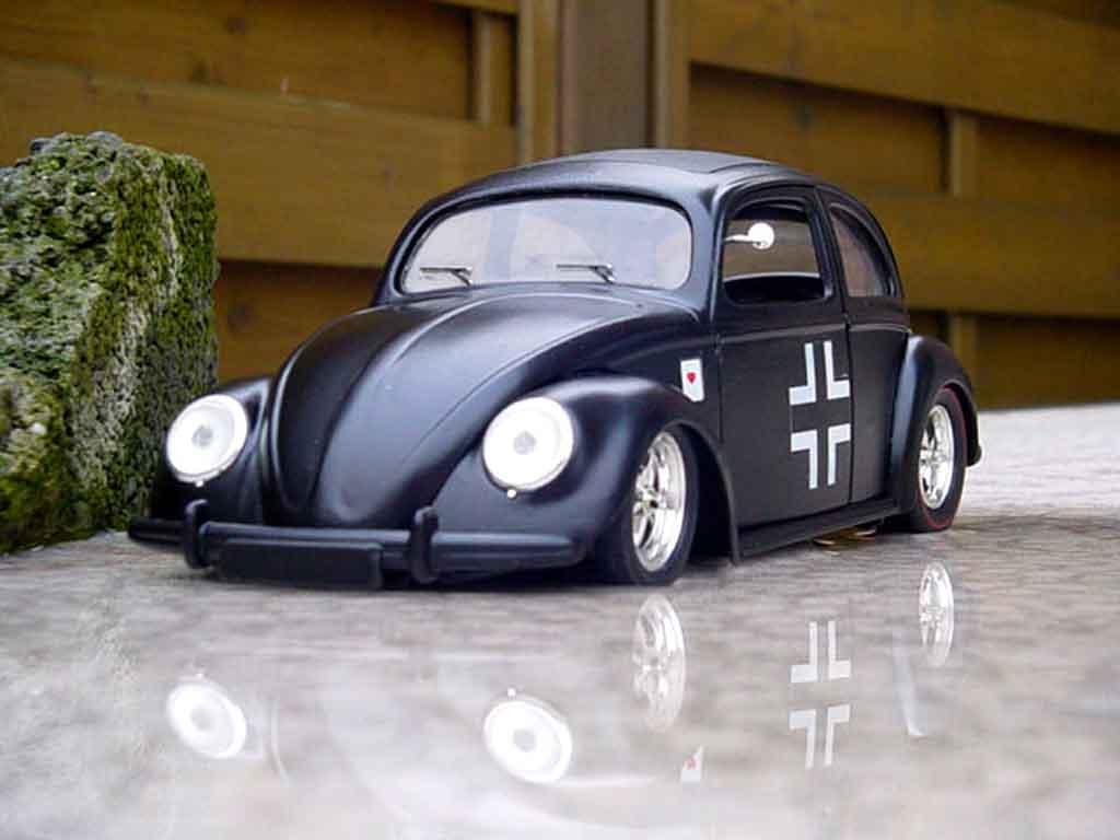 Volkswagen Kafer cox stuka bug tuning Solido. Volkswagen Kafer cox stuka bug miniature miniature 1/18