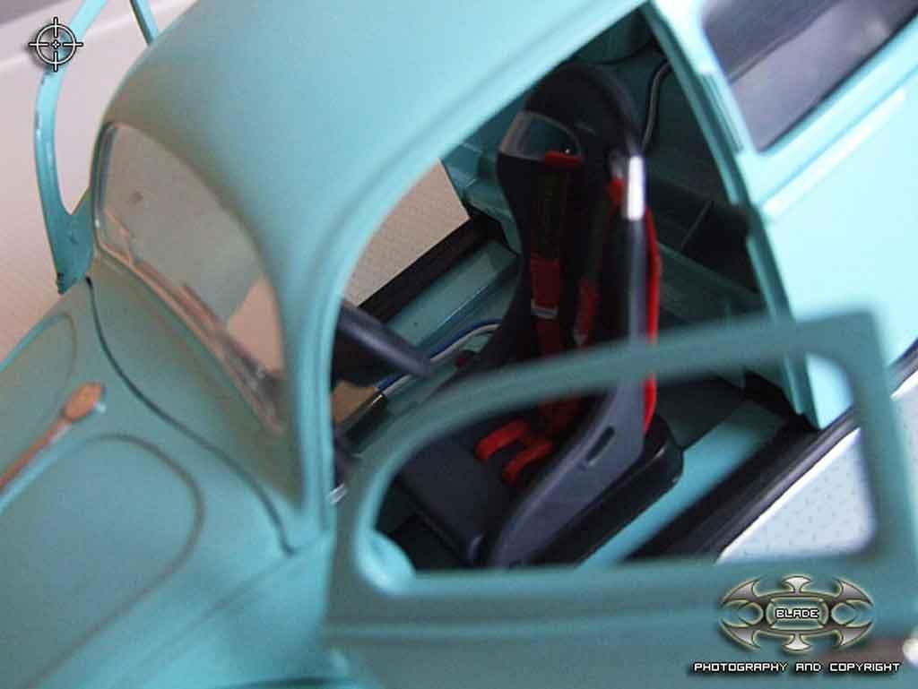 Volkswagen Kafer 1/18 Solido aluminium fuch wheels