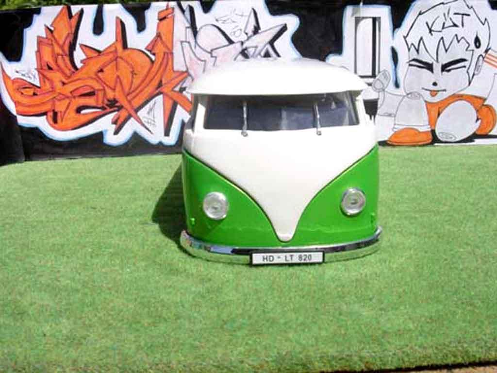 Volkswagen Combi 1/18 Solido top shop