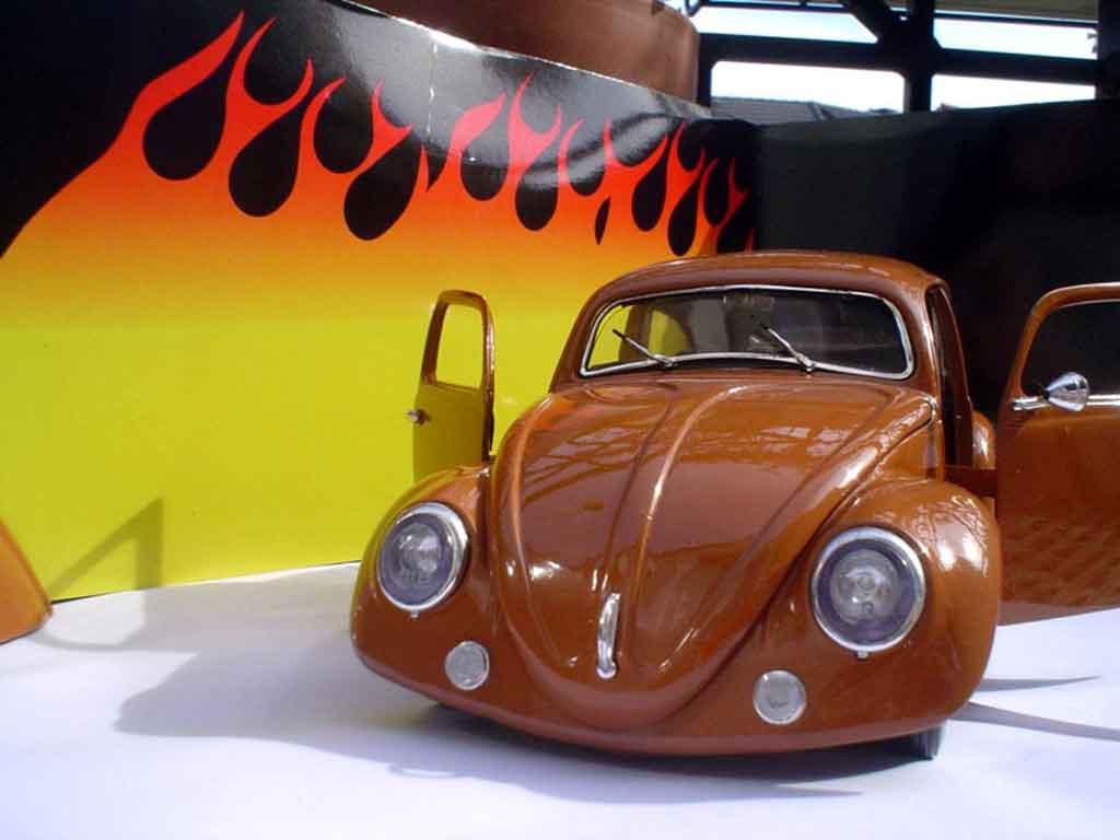 Volkswagen Kafer 1/18 Solido cox the california look dkp 1