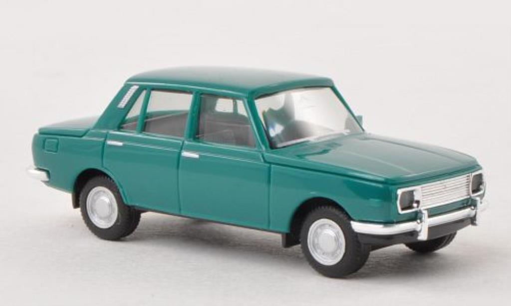Wartburg 353 1/87 Herpa grun 1966 miniature