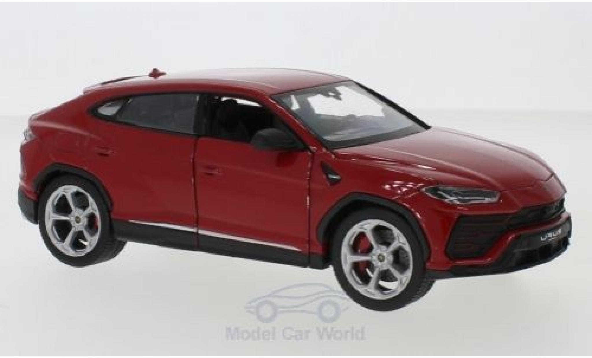 Lamborghini Urus 1/24 Welly rouge