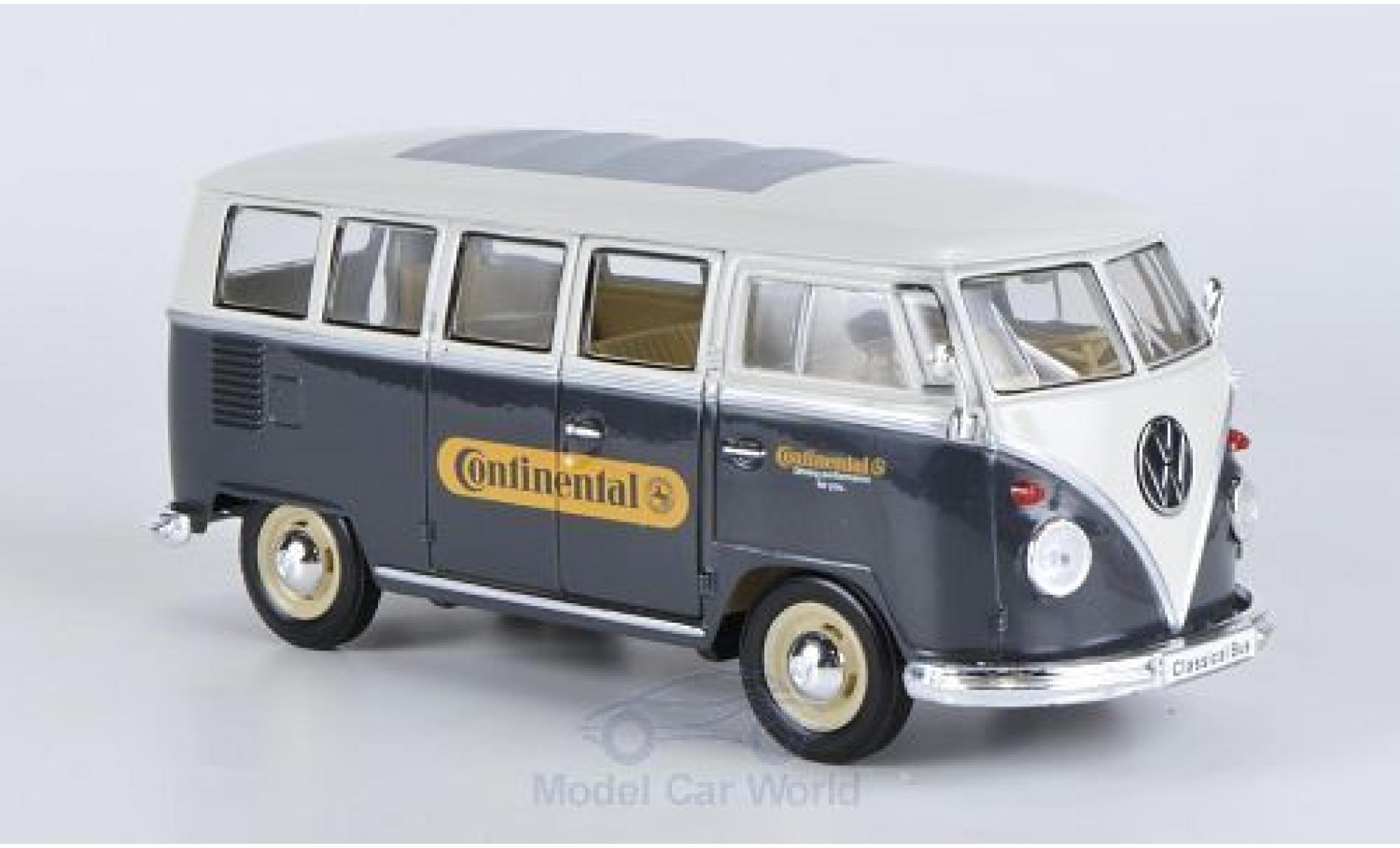 Volkswagen T1 1/24 Welly Continental 1962 Bus